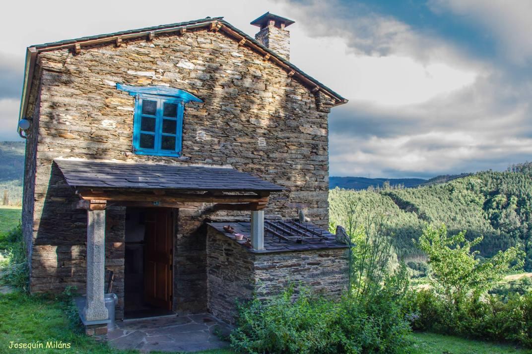 Fachada de la Vivienda Turística Casa Quitapenas de Turismo Rural