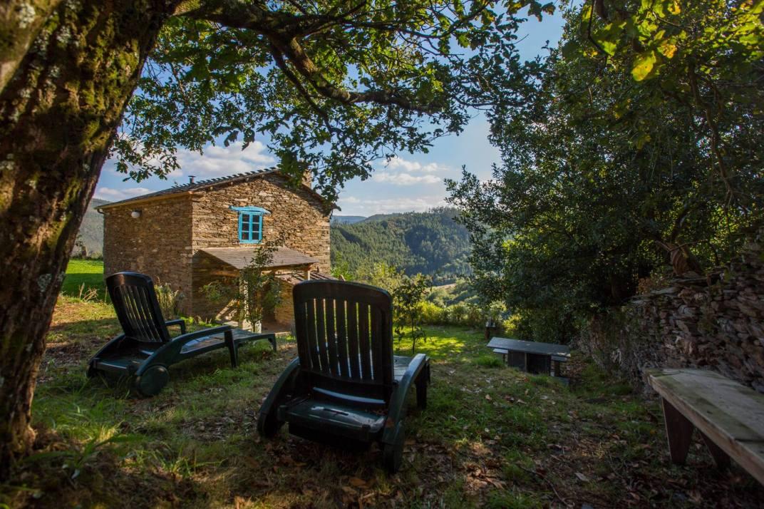 Finca de la Vivienda Turística Casa Quitapenas de Turismo Rural
